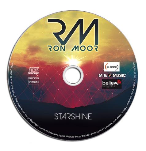 Design rond CD