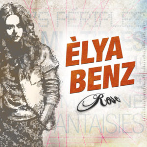 Graphisme Digipack CD – Èlya Benz