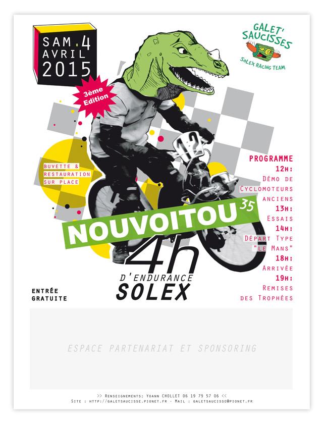 Souvent Création et design d'affiche - Graphiste freelance à Rennes OL79