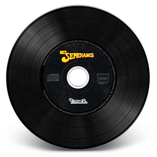 design cd vinyl