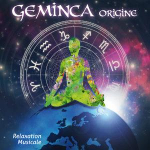 Artwork pochette de disque – Geminca