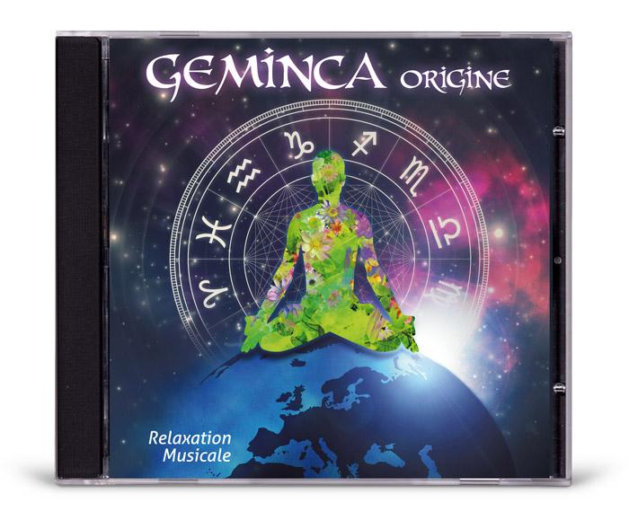 Artwork pochette d'album CD