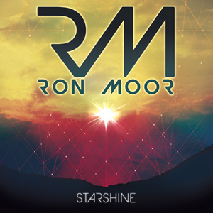 Design pochette album cd – Ron Moor