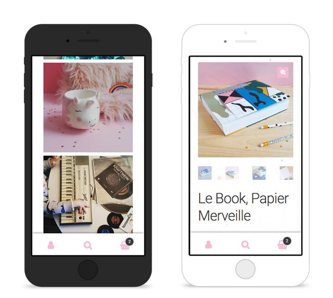 Webdesign adapté aux smartphone