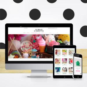 Création de site web vitrine et e-commerce