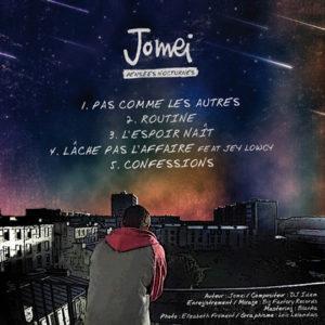 Graphisme cover musique Rap français