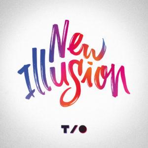 Création lettrage et design cover musique