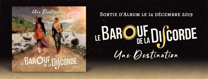 Graphisme annonce facebook pour la sortie de l'album cd