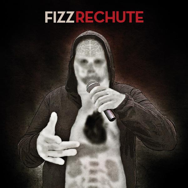 Graphisme cover EP, Artiste : Fizz, Ep : Rechute