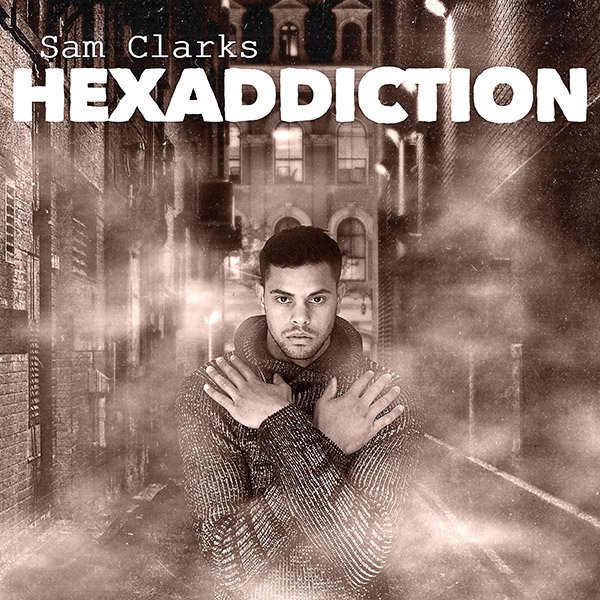 Cover digitale pour l'EP Hexaddiction