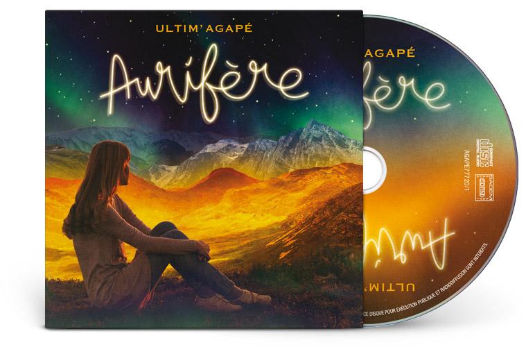Artwork pochette cd