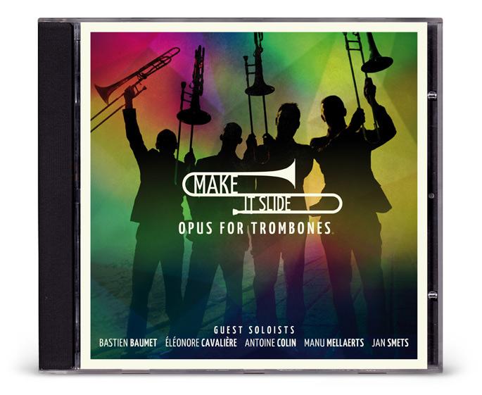 Graphisme album cd jewelbox