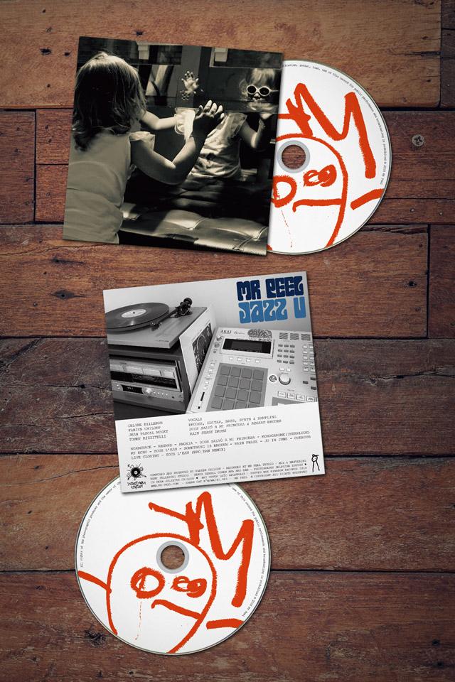 graphiste pochette cd bruxelles