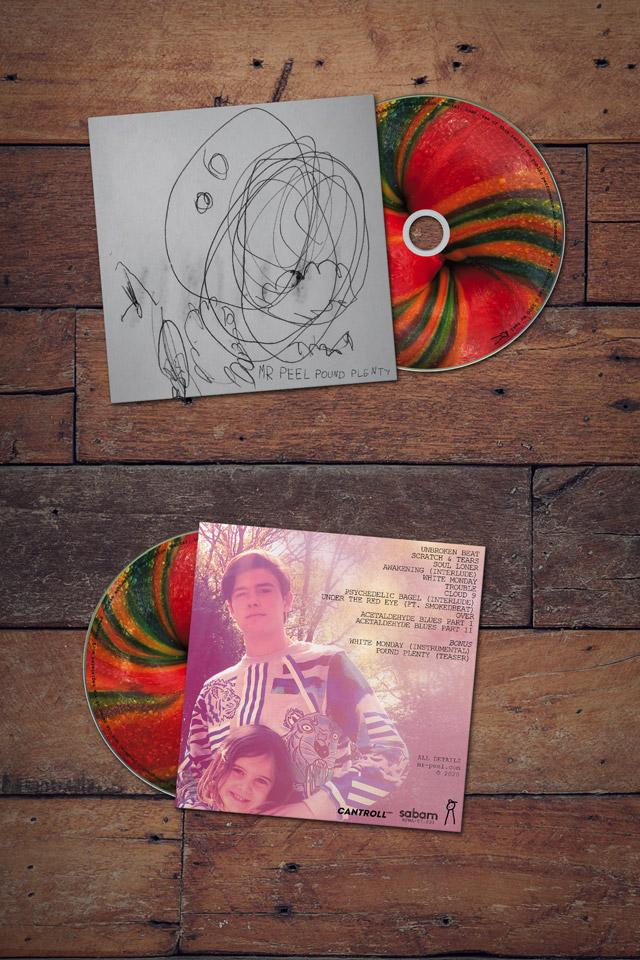 graphiste cover cd bruxelles