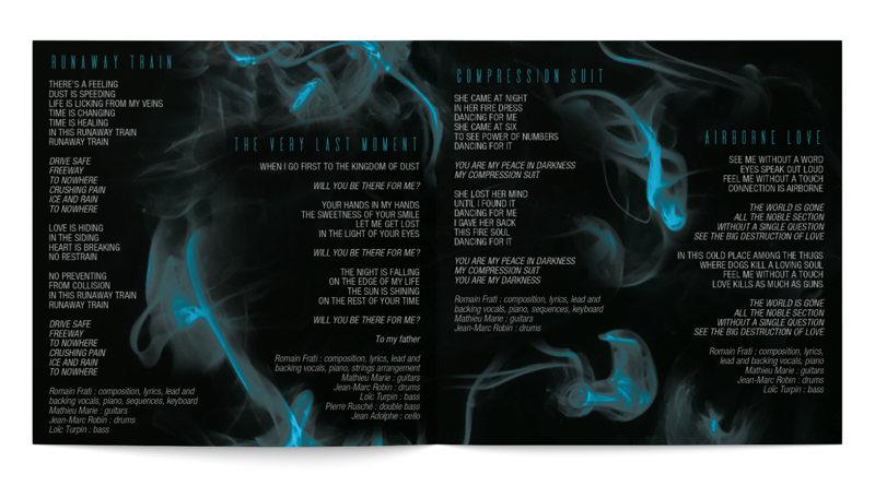 Graphisme livret cd