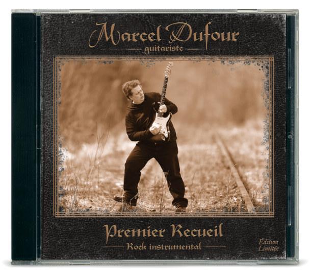 Graphisme cover pochette album CD