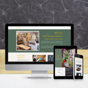 Création site internet vitrine à Rennes