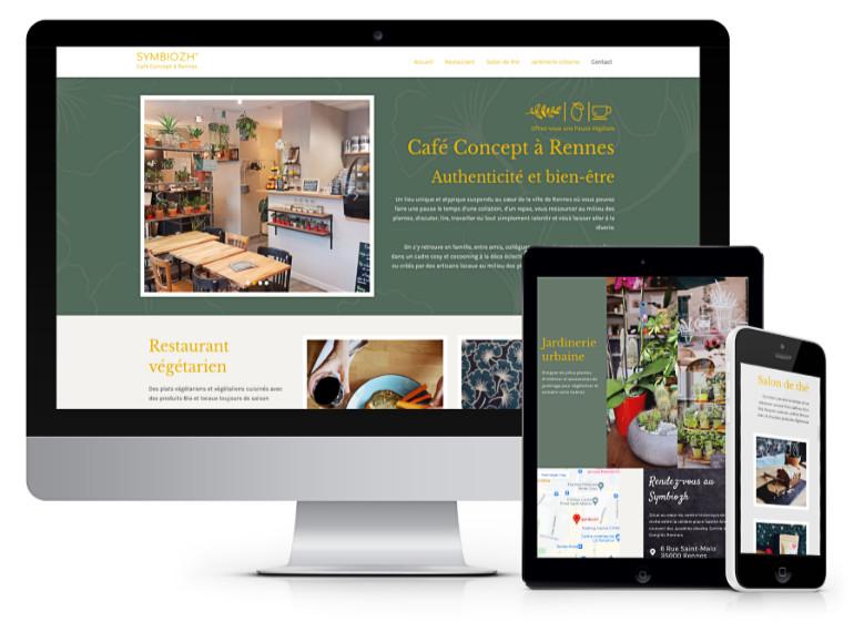 Conception site web adapté ordinateurs, tablettes et smartphones